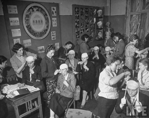 Жизнь в СССР 1931-1941 г.г. глазами Маргарет Берк-Уайт. Часть 4. (22 фото)