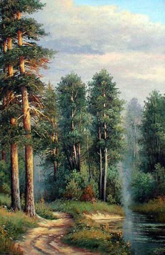Работы художника Янулевича Геннадия Альбиновича. Часть 6. (20 фото)