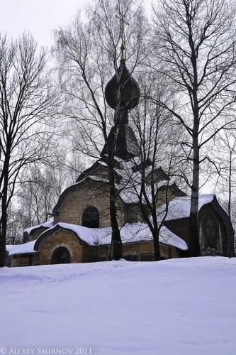Историко-архитектурный комплекс «Теремок». (23 фото)