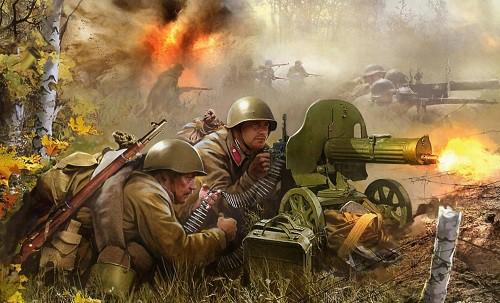 Война в рисунках. Часть 3. (30 фото)
