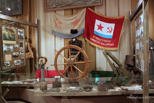 Государственный мемориальный музей обороны и блокады Ленинграда. Часть 6. (30 фото)