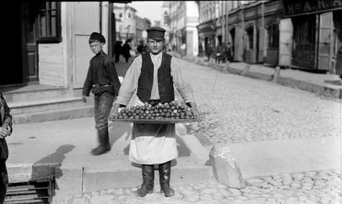 Москва 1909 года. Фотографии от Мюррэй Хоув (Murray Howe). Часть 1. (36 фото)