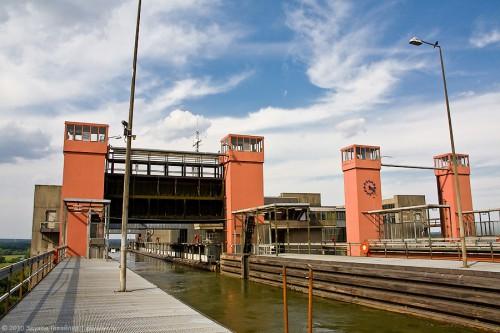 Люнебург. Часть 2. Водный лифт.