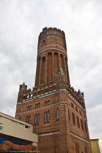 Люнебург. Часть 4. Водонапорная башня.