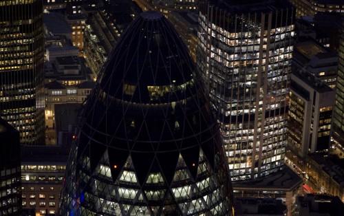 Ночной лондон – вид сверху часть 1 19
