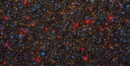 Первые снимки телескопа Хаббл после ремонта. (12 фото)