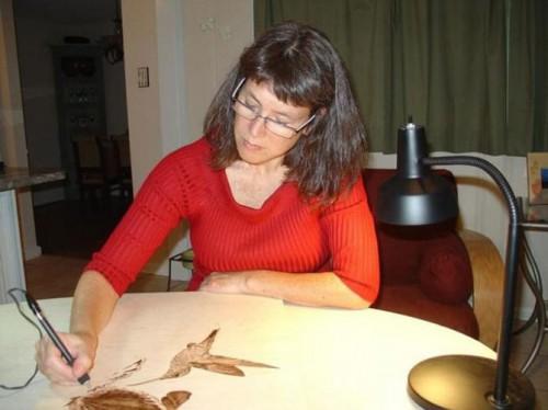 Работы мастера Джули Бендер (Julie Bender). Часть 1. (25 фото)