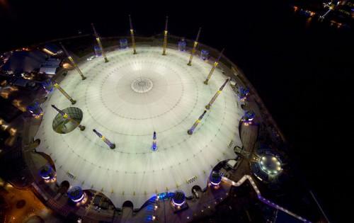 Ночной лондон – вид сверху часть 2 24