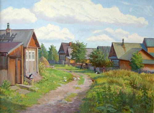Работы художника Костина Валерия Валентиновича. (21 фото)