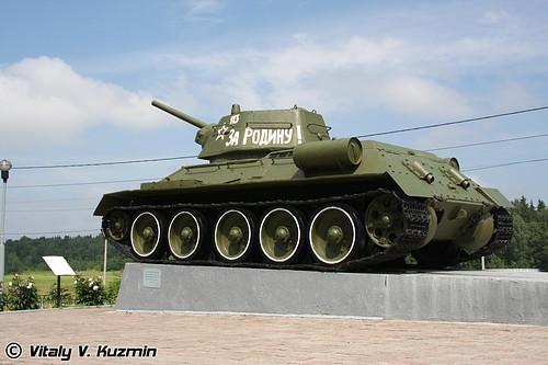 Музей истории танка Т-34. (51 фото)