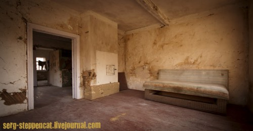 Чернобыльская зона - 3. Брошенные сёла.