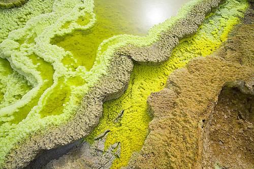 Вулкан Даллол. (36 фото)