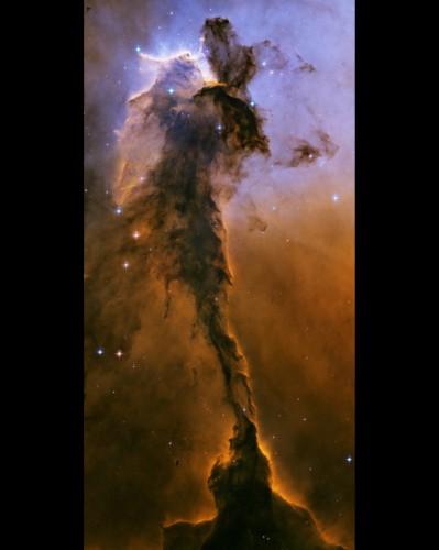 Большое фотопутешествие в космос с телескопом Хаббл. (39 фото)