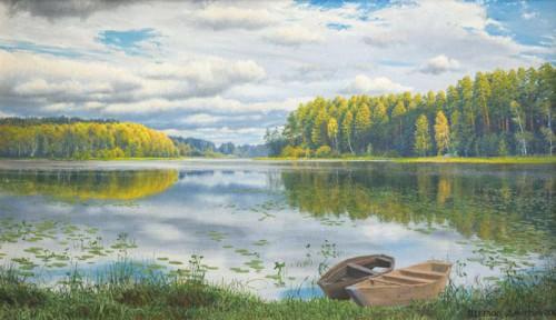 Работы художника Щеглова Дмитрия Сергеевича. Часть 1. (20 фото)