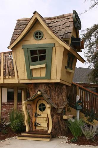 Сказочный мир дерева Daniels Wood Land. Часть 1. (42 фото)