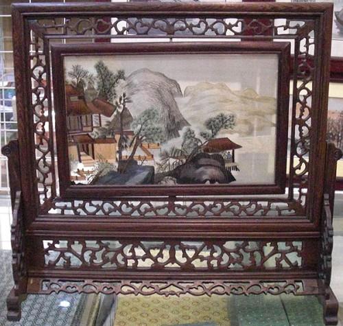 Сучжоуская вышивка. Часть 1. (40 фото)