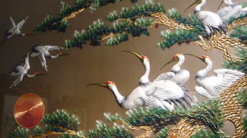Сучжоуская вышивка. Часть 3. (40 фото)