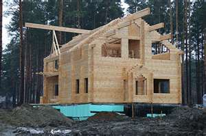 Как выбрать материал для строительства деревянного дома?