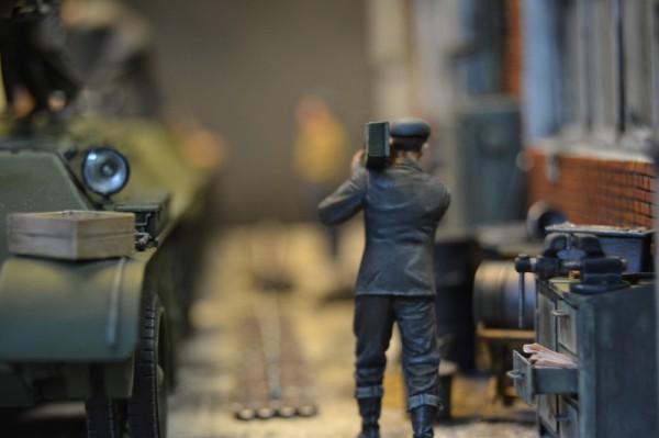 """Работа Михаила Борисова.""""Всё для фронта, всё для победы!"""". Часть 2. (25 фото)"""