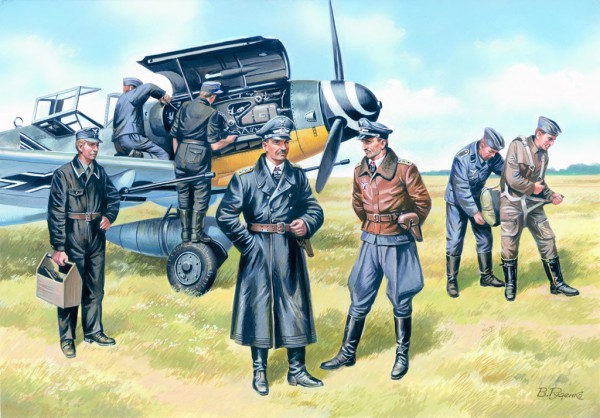 Работы художника - иллюстратора Валерия Руденко. Часть 1. (30 фото)