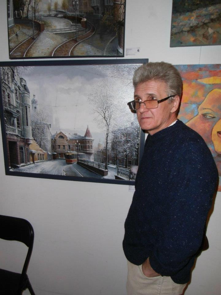 Член союза художников швец александр викторович