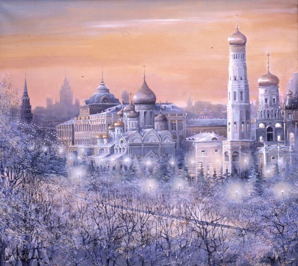 Работы художника Александра Стародубова. Часть 1. (30 фото)