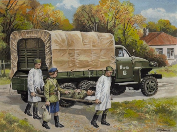 Работы художника - иллюстратора Валерия Руденко. Часть 2. (30 фото)