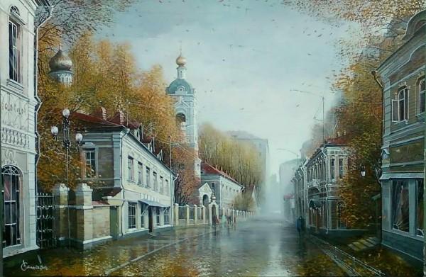 Работы художника Александра Стародубова. Часть 2. (30 фото)