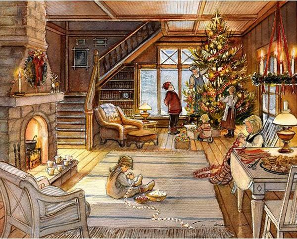 Рождество от Триша Романс (Trisha Romanse). (36 фото)