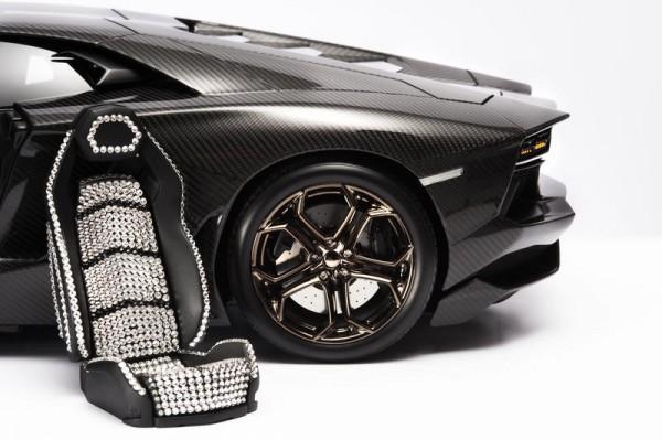 Самая дорогая в мире копия Lamborghini Aventador. Игрушечная машинка за 6,5 млн. долларов. (27 фото + Видео)