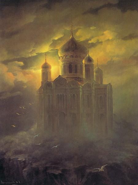 Работы художника Артамонова Валерия. Часть 1. (33 фото)