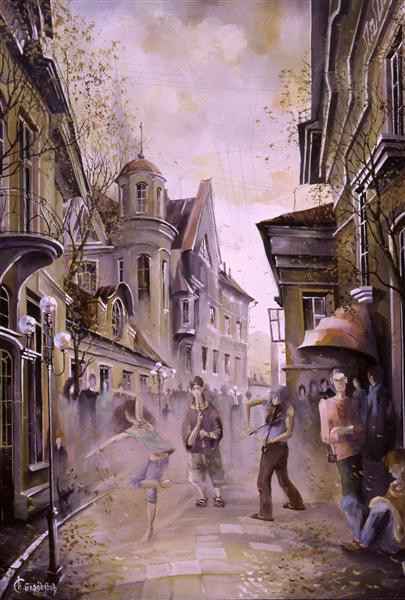 Работы художника Александра Стародубова. Часть 5. (35 фото)