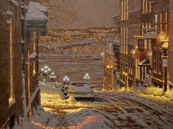 Работы художника Ричарда Савойя (Richard Savoie). Часть 1. (30 фото)