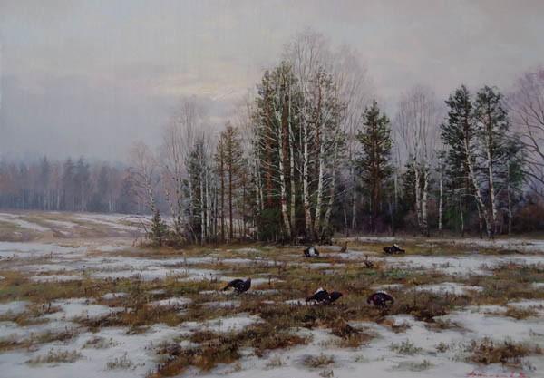 Работы художника Артамонова Валерия. Часть 2. (30 фото)