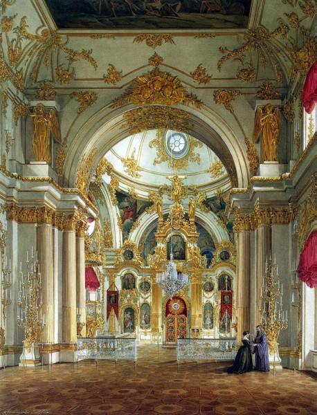 Работы художника Эдуарда Петровича Гау. Часть 1. (40 фото)