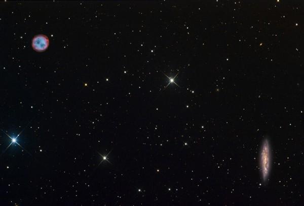 Эмил Иванов. Избранные фотографии глубокого космоса. (20 фото)