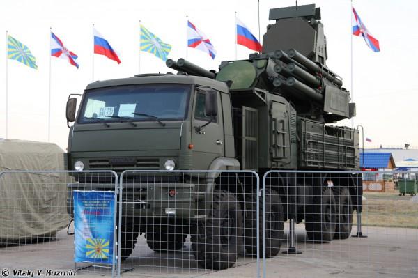 100 лет ВВС России. Часть 5. Статическая экспозиция техника ПВО. (30 фото)
