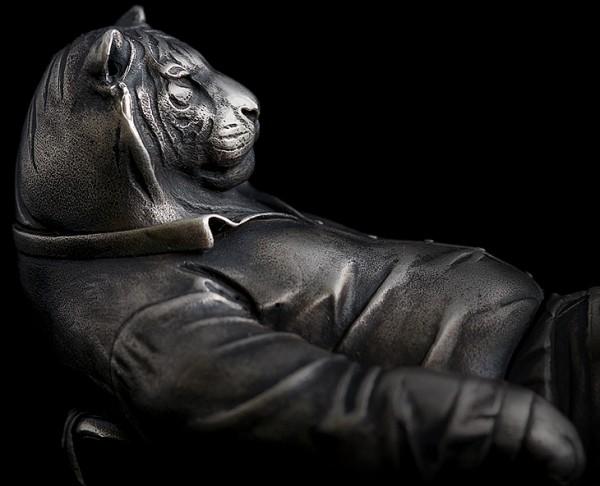 Исмайлов Яшар Хыдырович и его мини-скульптуры. Часть 2. (25 фото)