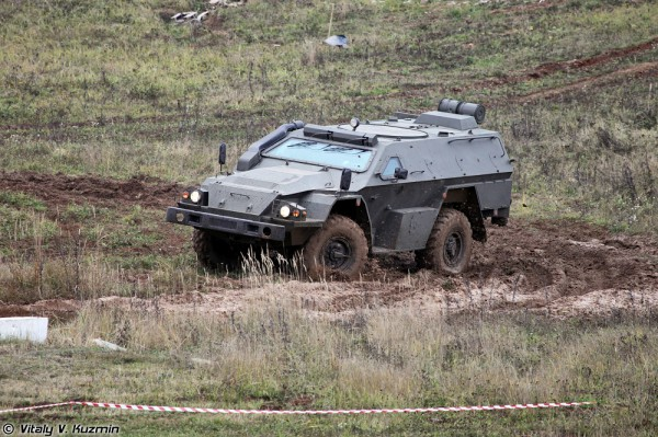 Международная выставка средств обеспечения безопасности государства Интерполитех-2012. Часть 2. Демонстрационный показ. (47 фото + видео)