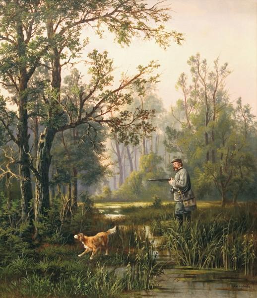 Охота на боровую дичь. Часть 1. Собаки для охоты на лесную дичь.