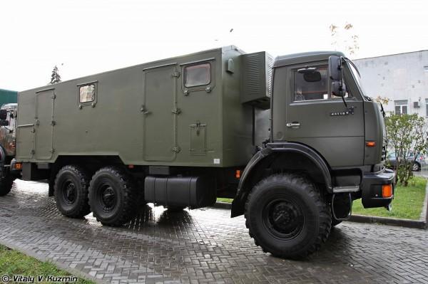 Международная выставка средств обеспечения безопасности государства Интерполитех-2012. Автомобильная техника. Часть 2. (52 фото)