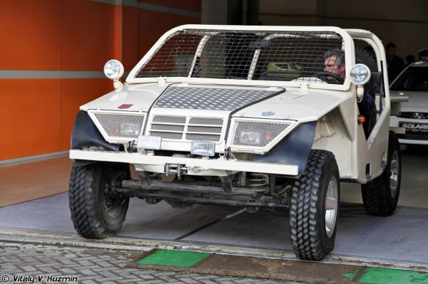 Международная выставка средств обеспечения безопасности государства Интерполитех-2012. Автомобильная техника. Часть 3. (43 фото)