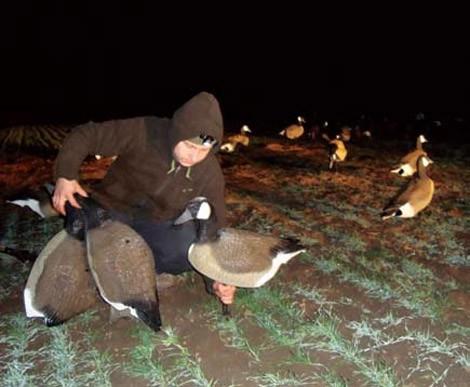Охота на гуся: Перехитрить