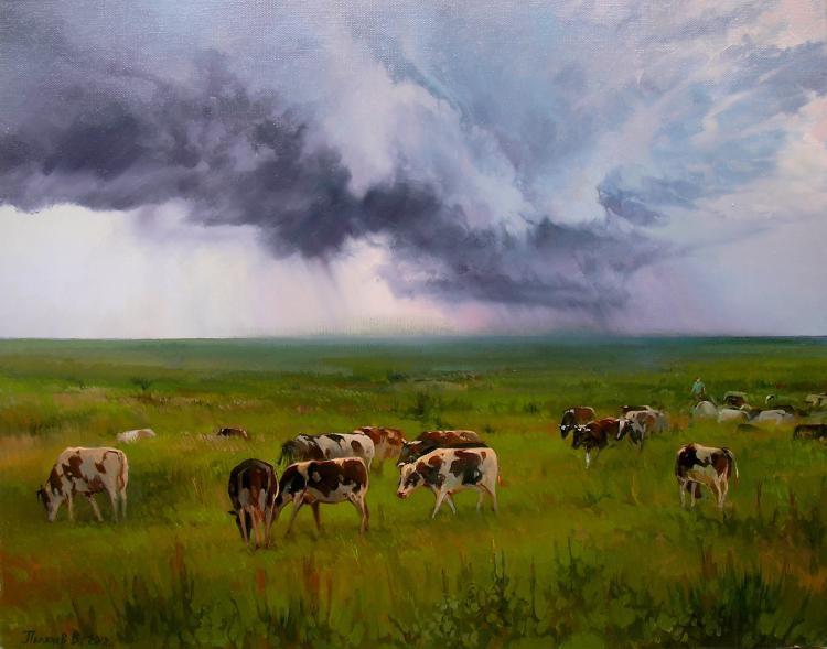 Работы художника палачева вячеслава