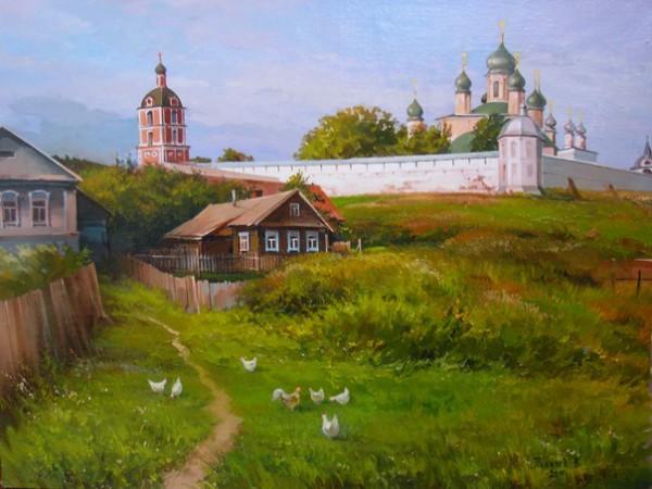 Работы художника Палачева Вячеслава. Часть 1. (40 фото)