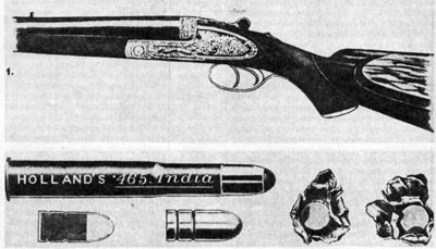 Знаменитые ружья. Голланд-Голланд.