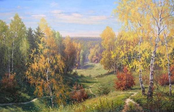 Любимая россия летние пейзажи