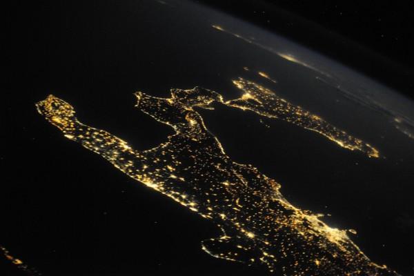 Невероятные фото из космоса астронавта Дугласа Уилока. Часть 1. (29 фото)