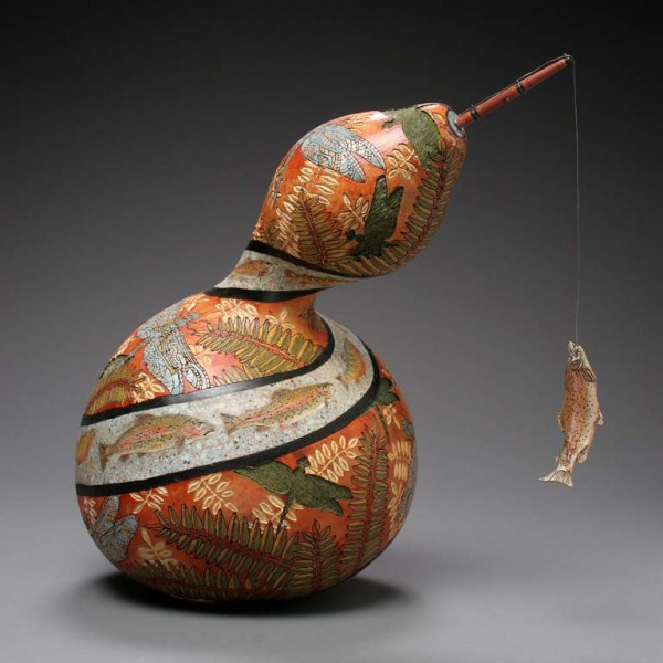 Удивительные резные тыквы от Мэрилин Сандерлэнд (Marilyn Sunderland). Часть 1. (45 фото)