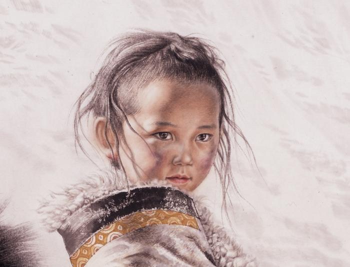 Работы художника Тан Цзяна (Tang Jiang). Часть 2. (48 фото)